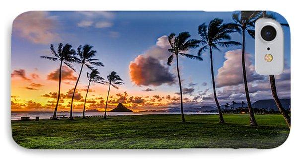 Chainaman Hat Hawaii IPhone Case