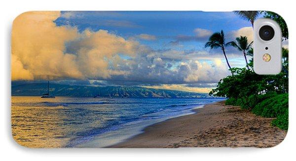 Hawaiian Island Sunrise IPhone Case