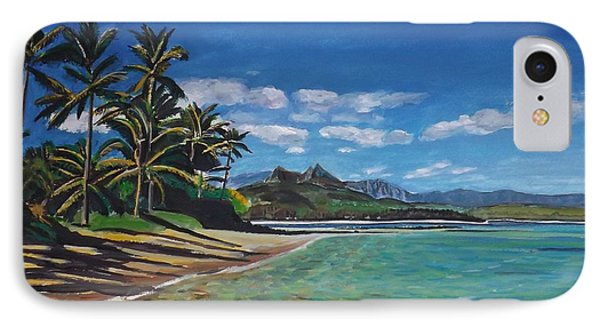 Hawaiian Paradise Phone Case by Richard Nowak