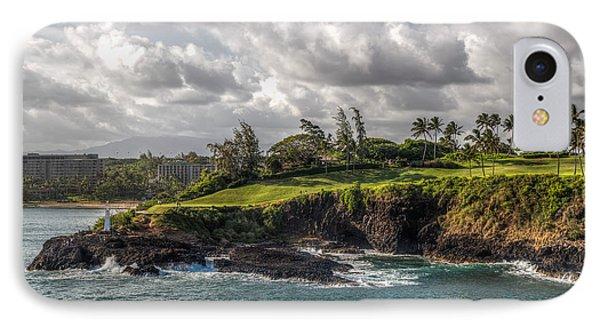 Hawaiian Shores Phone Case by Bill Lindsay