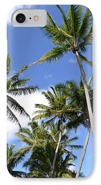 IPhone Case featuring the photograph Hawaiian Skies by Lehua Pekelo-Stearns