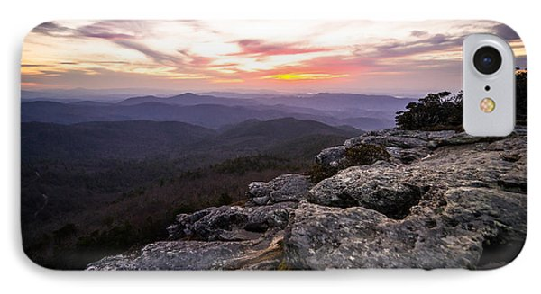 Hawksbill Sunrise IPhone Case