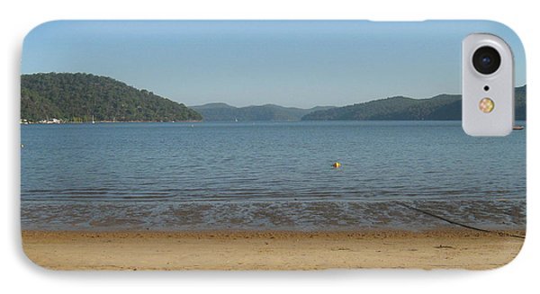 IPhone Case featuring the photograph Hawksbury River From Dangar Island by Leanne Seymour
