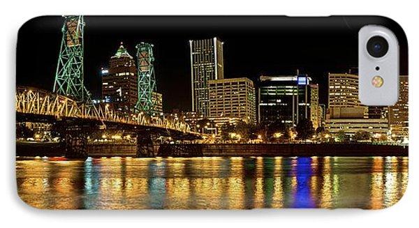 Hawthorne Bridge 2 IPhone Case