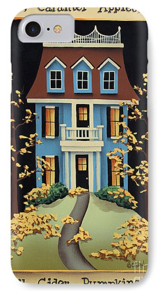 Hawthorne Knoll Phone Case by Catherine Holman