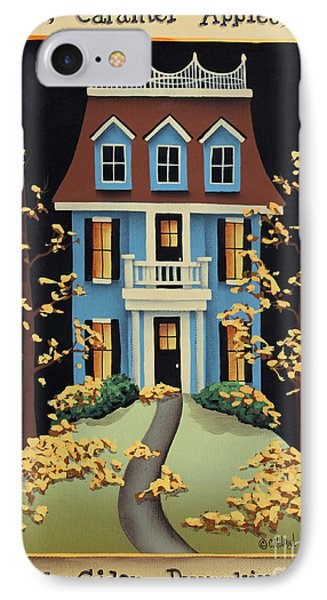 Hawthorne Knoll IPhone Case by Catherine Holman