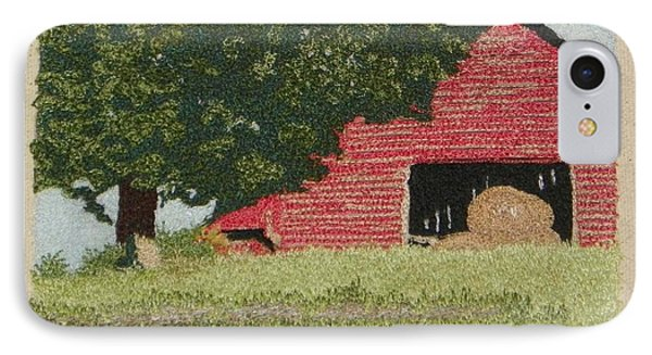 Hay Barn IPhone Case