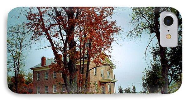 Hayesville Academy Vermillion Institute IPhone Case
