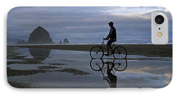 Haystack Biker IPhone Case