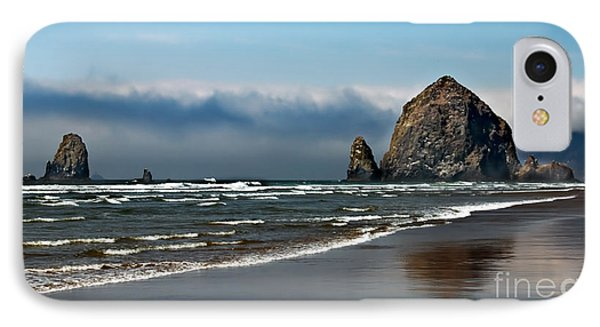 Haystack Phone Case by Robert Bales