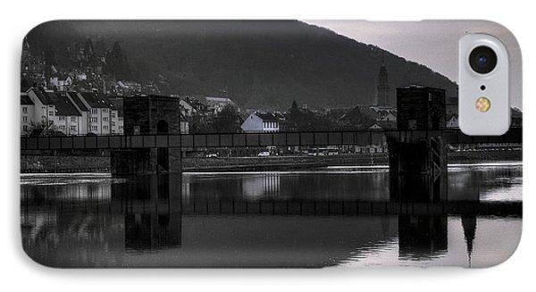 Hazy Heidelberg IPhone Case