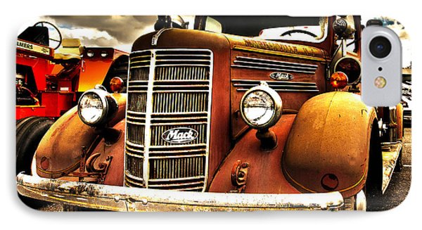 Hdr Fire Truck IPhone Case