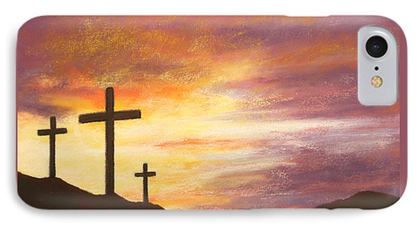 He Is Risen Phone Case by Marna Edwards Flavell