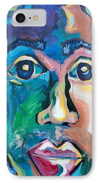 Head 1.0 Phone Case by Julia Pappas