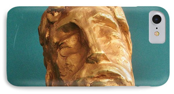 Head Of Christ 2014 IPhone Case