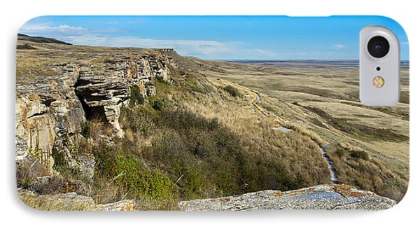 Head Smashed In Buffalo Jump IPhone Case