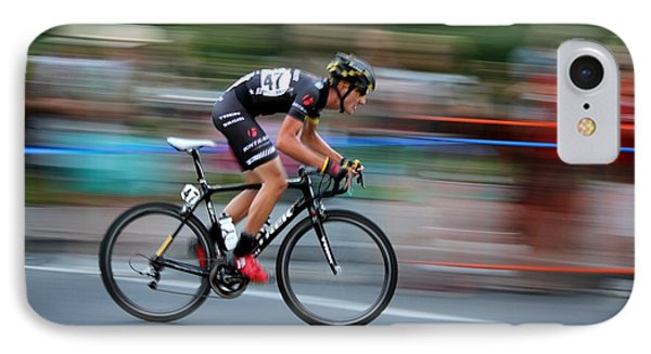IPhone Case featuring the photograph Heading For The Finish Line by Kevin Desrosiers