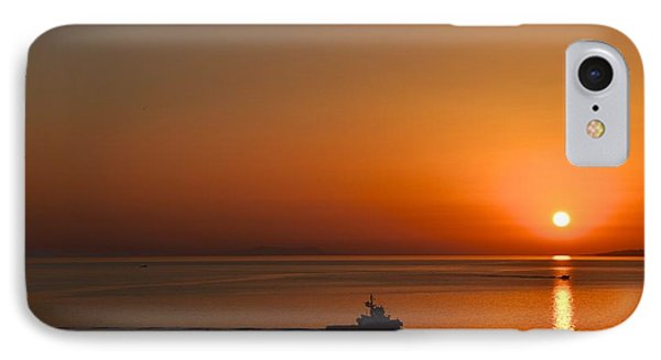 Heading Home IPhone Case by Corinne Rhode