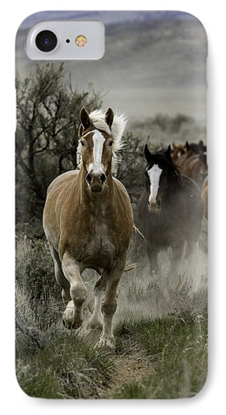 Heading Home IPhone Case by Kristal Kraft