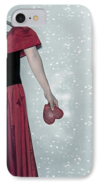 Headless Love Phone Case by Joana Kruse