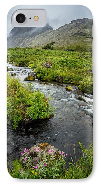 Headwaters In Summer IPhone Case
