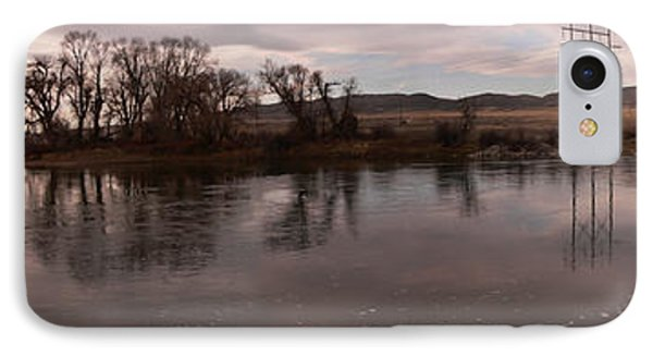 Headwaters Of The Missouri River Phone Case by David Bearden
