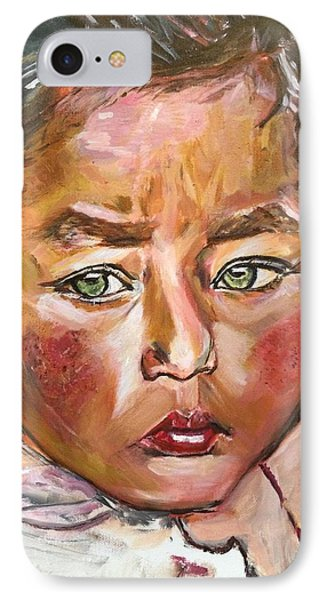 Heal The World IPhone Case by Belinda Low