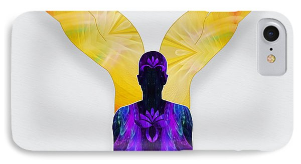 Healing Energy Phone Case by Gayle Odsather