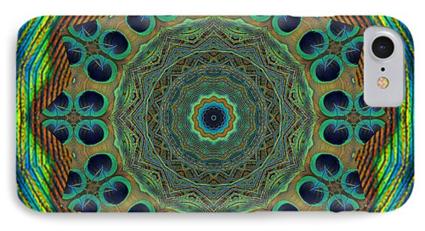 IPhone Case featuring the photograph Healing Mandala 19 by Bell And Todd