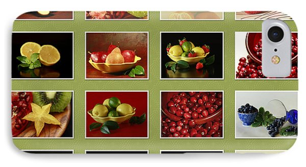 Healthy International Fruits Collection Phone Case by Inspired Nature Photography Fine Art Photography