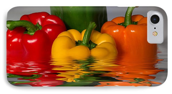 Healthy Reflections IPhone Case by Shane Bechler