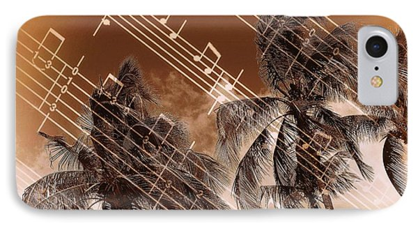 Hear The Music IPhone Case by Athala Carole Bruckner