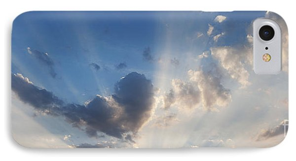Heart Cloud IPhone Case by Tim Gainey