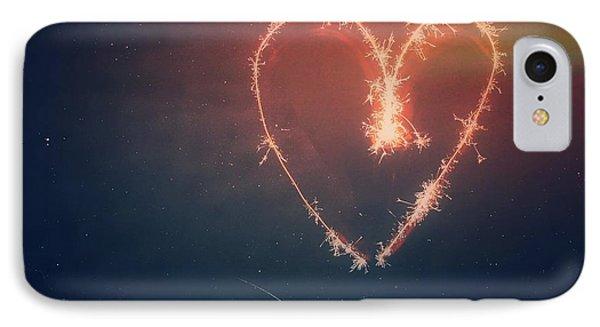 Heart IPhone Case by Daniel Precht