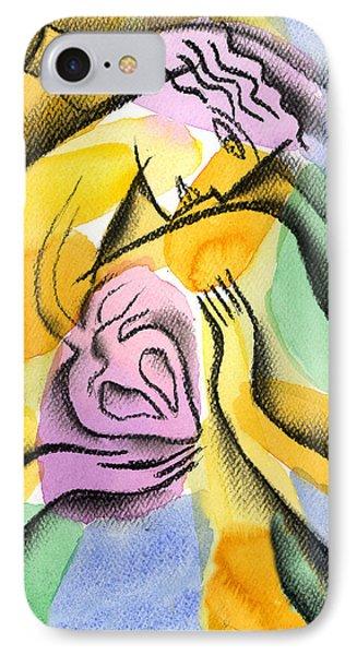 Heart Phone Case by Leon Zernitsky