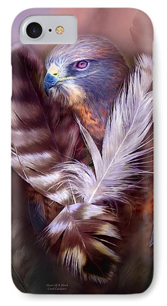 Heart Of A Hawk IPhone 7 Case