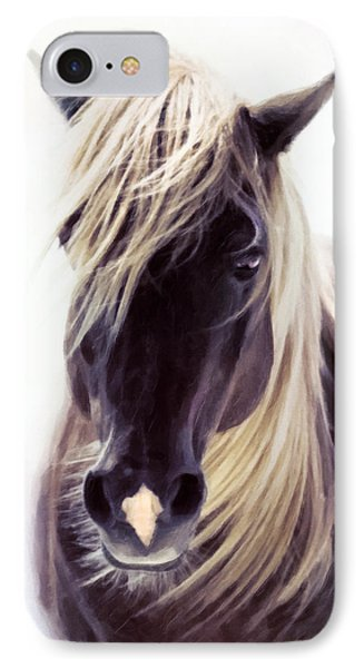 Heart Of A Horse IPhone Case