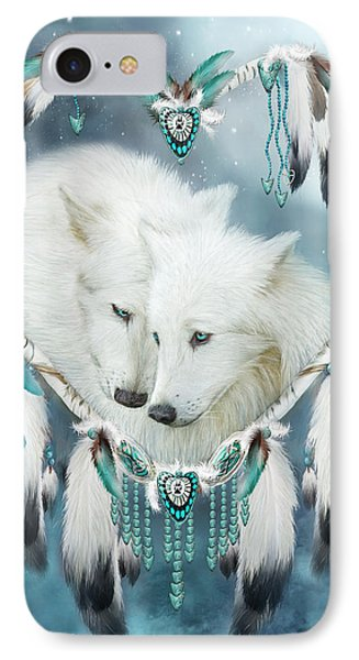 Heart Of A Wolf IPhone 7 Case