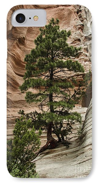 Heart Of The Canyon Phone Case by Terry Rowe