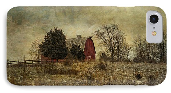 Heart Of The Farm Phone Case by Terry Rowe