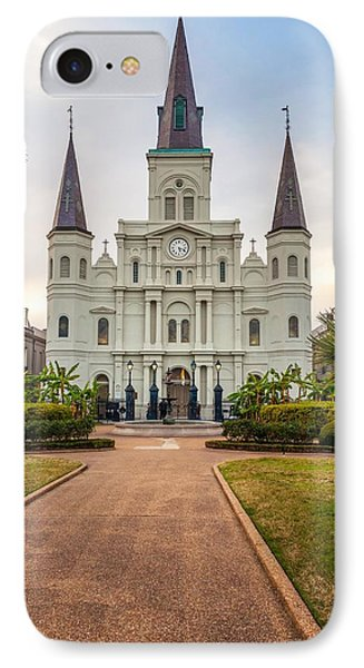 Heart Of The French Quarter IPhone Case by Steve Harrington