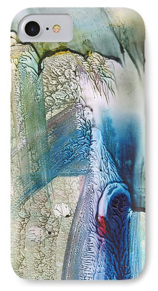 Heart Of The Matter Phone Case by Mickey Krause