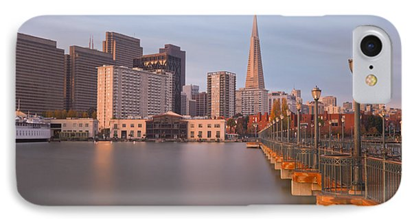 IPhone Case featuring the photograph Heart San Francisco by Jonathan Nguyen