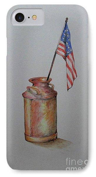 Heartland America Phone Case by Catherine Howley