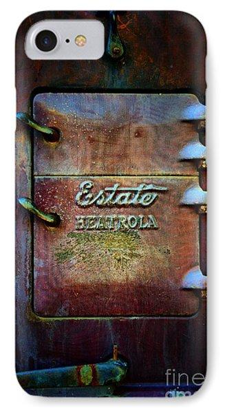 Heatarola Phone Case by Newel Hunter