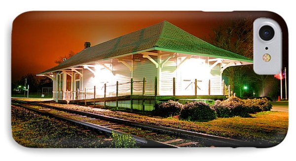 Heath Springs Depot IPhone Case