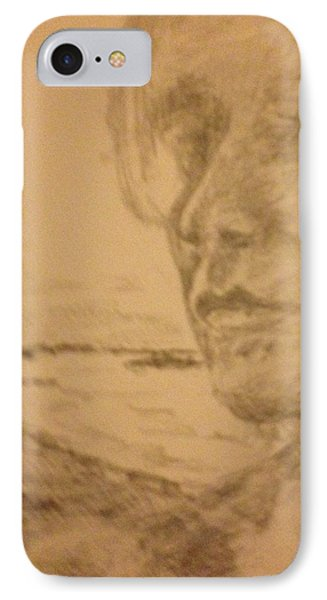 Heather IPhone Case by Stan Tenney