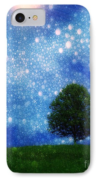 Heaven And Earth IPhone Case by Rory Sagner