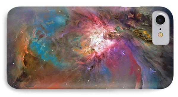 Heavenly Activity  IPhone Case by John Norman Stewart