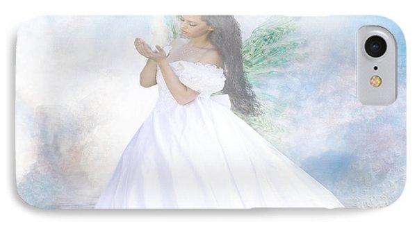 Heavenly Angel IPhone Case
